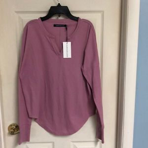 NWT - Calvin Klein Women's Long Sleeve Top